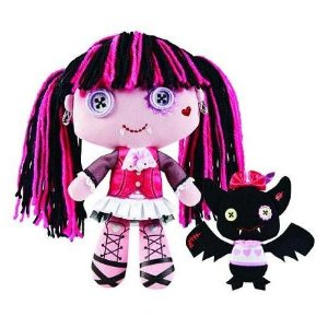 plush dolls monster high characters